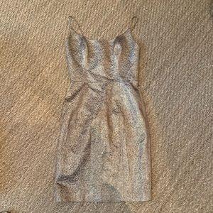 Mayda Cisneros Bronze Dress Size 10